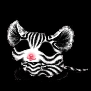 Mouse Zèbre