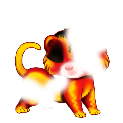 Adote um Furão Simba