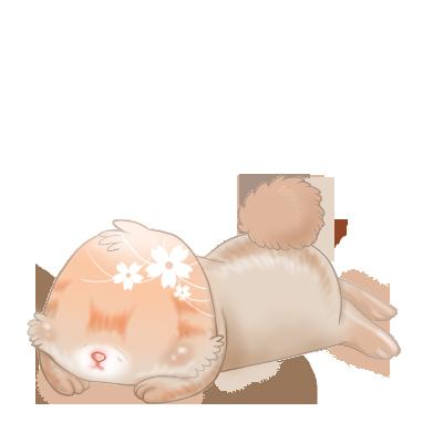 Adote um coelho Tinta