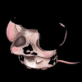 Mouse Argenté