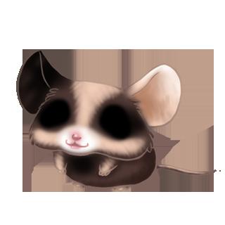 Adote um Mouse Maçã
