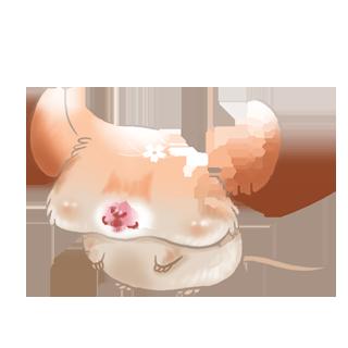 Mouse Printemps