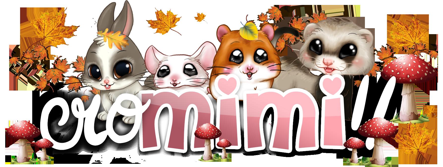 Cromimi - Primeira Criação Virtual de Roedores Jogo grátis